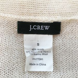 J. Crew Sweaters - J.Crew Long School Boy Sweater